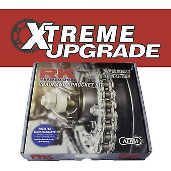 Zestaw ekscesyjny RK Xtreme Kompatybilny z Kawasaki ZX-6RR (ZX600 N1,N6F) Ninja 05 - 06