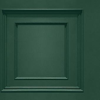Oliana Panel Green Wallpaper
