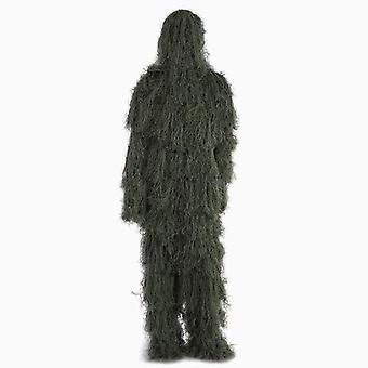 Camouflage Hunting Ghillie Suit Secretive Hunting Aerial Shooting Clothes