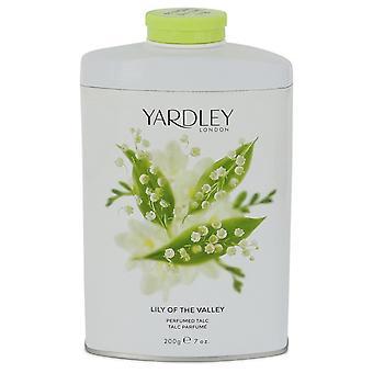 زنبق الوادي ياردلي بلندن ياردلي بيفوميد التلك أوز 7