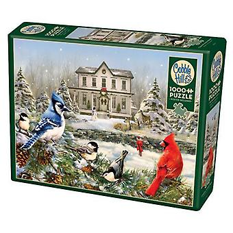 Cobble hill puzzle - country house birds - 1000 pc