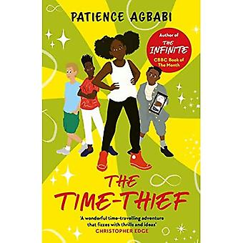The Time-Thief (The Leap Cycle)