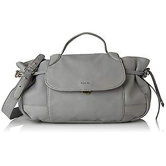Kate Lee India, Women's Bag, Gris (Gris Fonce), Large