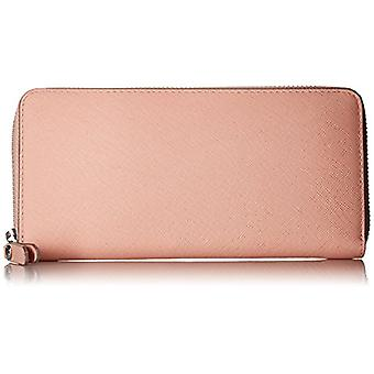 HERE is Iola Large Zip Wallet - Wallets Woman, Pink (Muted Caly), 2.5x10x19.5 cm (B x H T)