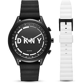Dkny smartwatch minuto paquete especial + correa extra nyt6105