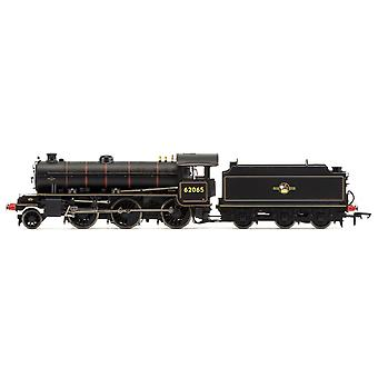 Hornby BR K1 Class 2-6-0 62065 Era 5 Model Train