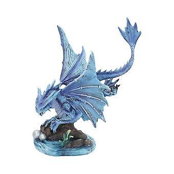 Estatuilla de dragón de agua para adultos