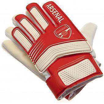 Arsenal FC Youth Goalkeeper Gloves