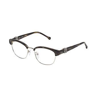Ladies'Spectacle frame Loewe VLW954M51091K Havana (ø 51 mm)