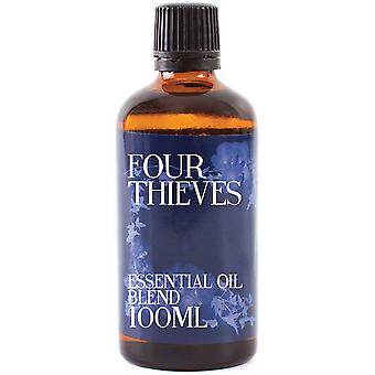 Mystic Moments Four Thieves Essential Oil Blend 100ml