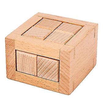 Pädagogisches Holzpuzzle Spielzeug dt7461