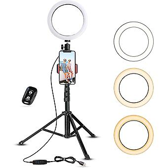 Self-timer Filling Light With Tripod Stand