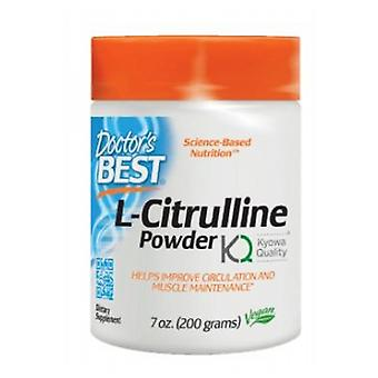 Leger Best L-Citrulline Powder, 200 Gram