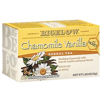 Bigelow Tea Chamomile Vnla 20Bg, Case of 6 X 1.28 Oz