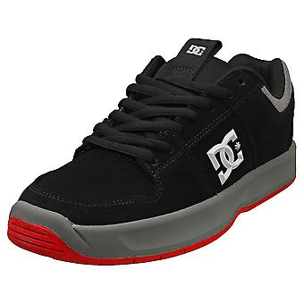 DC Shoes Lynx Zero Mens Skate Trainers in Black Grey