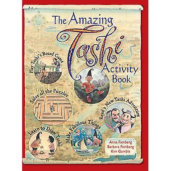 Amazing Tashi Activity Book by Anna Fienberg & Barbara Fienberg & Kim Gamble