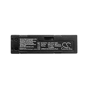 Cameron Sino Jvf712Mx Battery Replacement For Jvc Camera