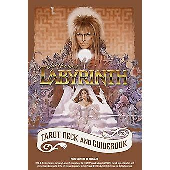 Labyrinth  Tarot Deck and Guidebook by Minerva Siegel