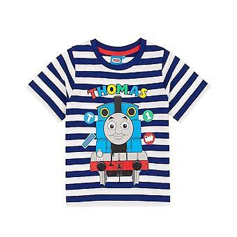 Thomas & Friends Boys all-over print lyhyt pyjama setti