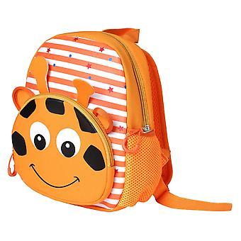 Skolväska Barn Orange