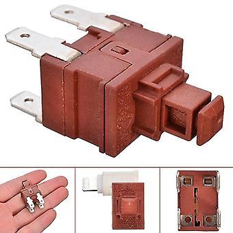 1pc Power Switch Drukknop - Aan/uit T120 Boiler Stofzuiger