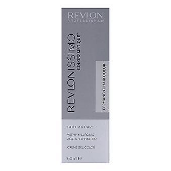 Colorant Permanent Revlonissimo Colorsmetique Revlon Nº 4.7Mn (60 ml)