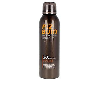 Solbränna Tan & Protect Piz Buin Spf 30 (150 ml)