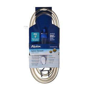 """Aqueon Siphon Stofzuiger - Mini - 5"""" Tube met 6' Slang - (Aquaria 1-5 Gallons)"""