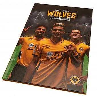 Wolverhampton Wanderers Annual 2022