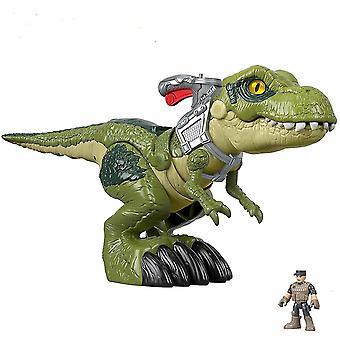 Bath toys jurassic world mega mouth t.Rex