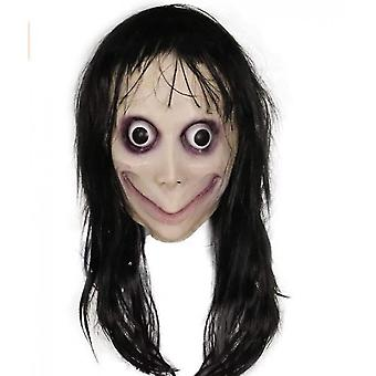 Momo Maszk, halloween Horror Cosplay