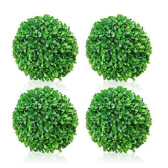 Aquário Bola de Algas Verdes Micro Paisagem Marçada Bola de Plástico Aquático