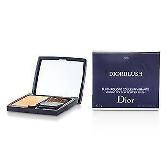 Christian Dior Diorblush levende farge Powder blush-# 586 Orange Riviera-7g/0.24 oz