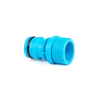 "1"" thread Male Tap Connector - 1"" 1inch Quick Connect Heavy Duty Hose Syste..."