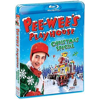 Pee-Wee's Playhouse Christmas Special [Blu-ray] USA import