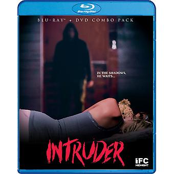 Indringer [Blu-ray] USA import