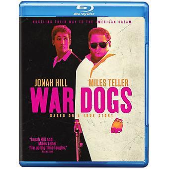 Importazione di cani [Blu-ray] USA di guerra