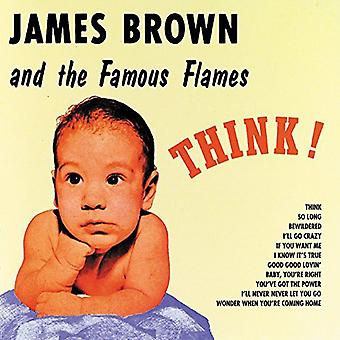 James Brown - Think [CD] USA import
