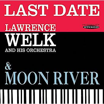Lawrence Welk - Last Date & Moon River [CD] USA import