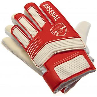 Arsenal Goalkeeper Gloves Kids
