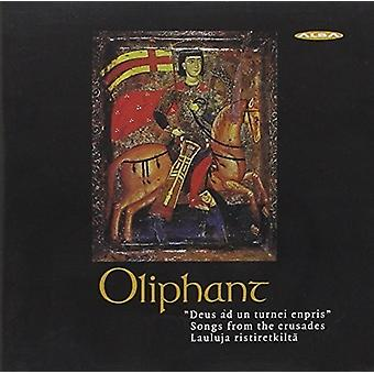 Oliphant / Korhonen / Karlson / Knif / Oller - Songs From the Crusades [CD] USA import