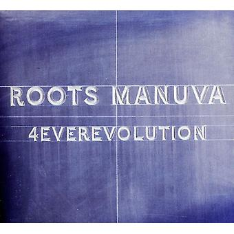 Roots Manuva - 4Everevolution [CD] USA import
