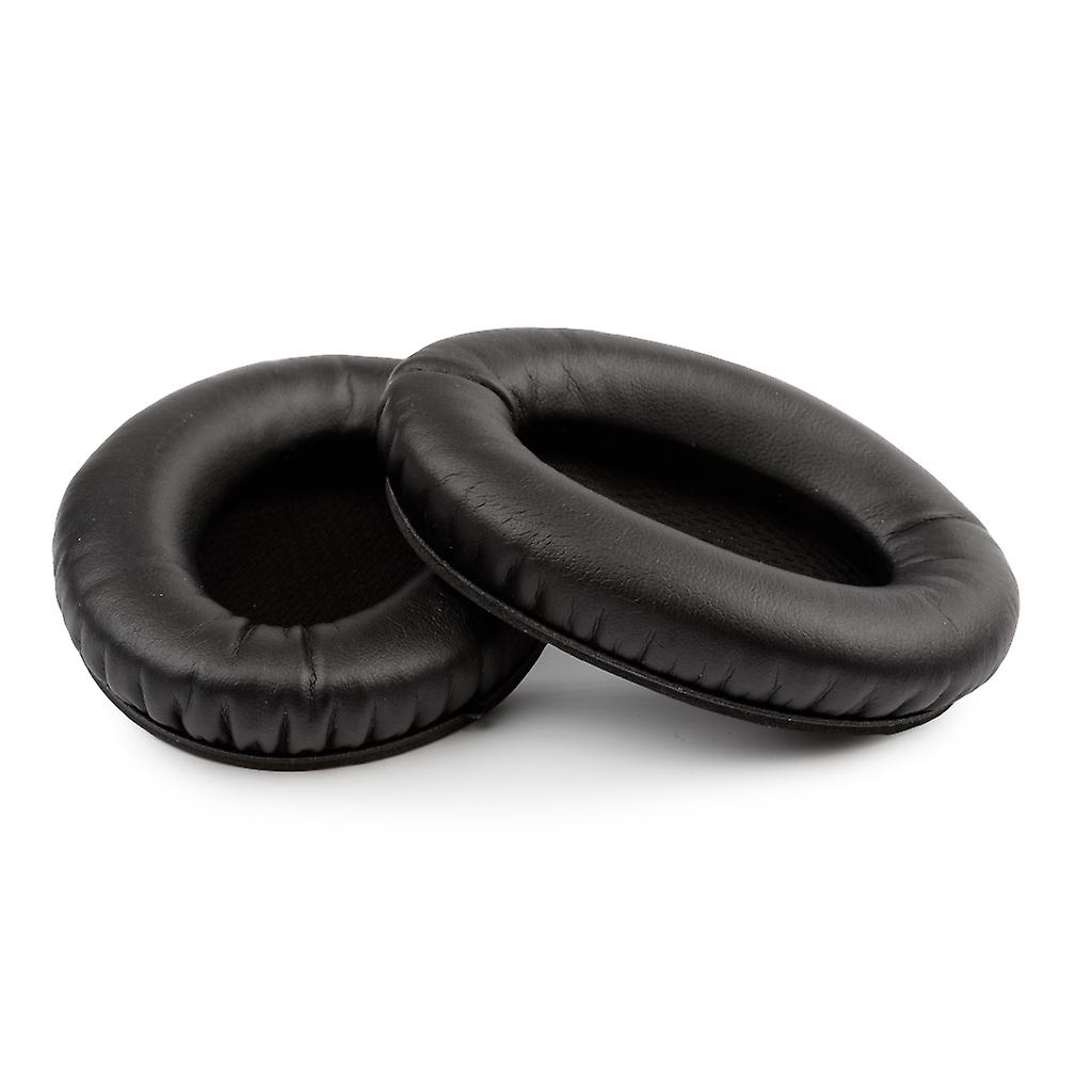 REYTID Replacement Ear Pad Cushion Kit Compatible with Bose Around-Ear SoundTrue / QuietComfort 25 / QC25 Headphones - Black