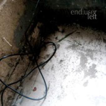 Enduser - Left [CD] USA import