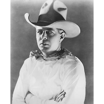 Hoot Gibson Portrait