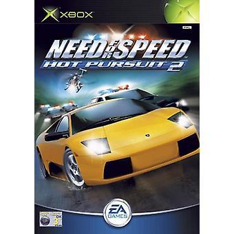 Need for Speed Hot Pursuit 2 (Xbox)-nieuw