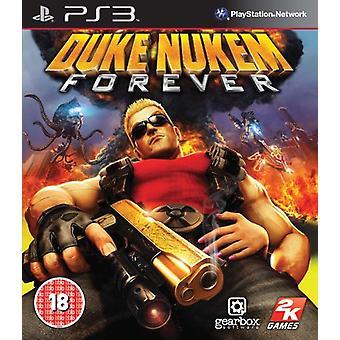 Duke Nukem Forever (PS3) - Uusi
