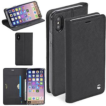 Krusell Malmö Pocket Folio case for Apple iPhone X / XS 5.8 Pocket protective case black
