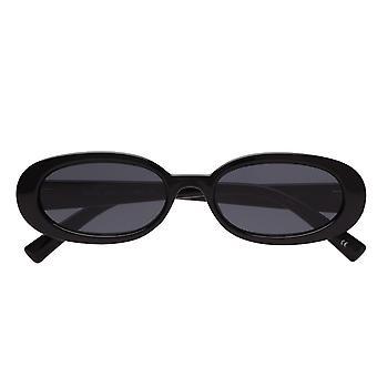 Le specyfikacje Outta miłości owal ramka octan okulary