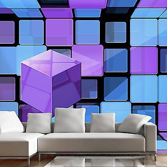 Fototapet - Rubik's cube: variation